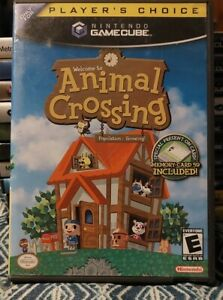 Animal Crossing - Nintendo GameCube  Complete Tested Works Great