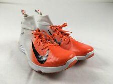 Nike Vapor - Orange/White Cleats (Men's 16) - Used