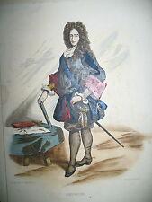 JACQUES FITZ-JAMES DUC DE BERWICK MARECHAL DE FRANCE GOUVERNEUR DU LIMOUSIN