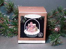 1995 Hallmark Magic Ornament 7th & Final Forest Frolics Raccoon Squirrel Bear