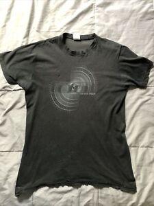Tool Shirt Vintage Spirograph 10000 Days Metal Punk Grunge Rare Worn 90's Old