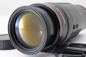 Canon EF 100-300mm F5.6 F/5.6 L Zoom AF Lens ef Mount From Japan