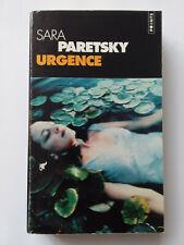 URGENCE 2002 SARA PARETSKY POINTS