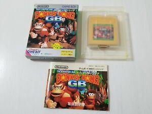 Nintendo Gameboy Super Donkey Kong GB Japan a 0609A12