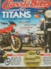 April Motorcycles Illustrated Transportation Magazines