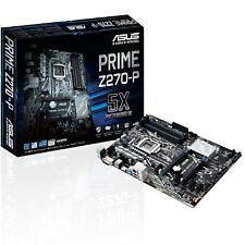 ASUS PRIME Z270-P Gaming Mainboard Sockel 1151 (ATX, Intel, DDR4, Sata)