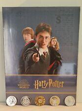 Pack Album Collector + 5 Médailles Harry Potter 2021