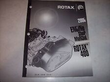Rotax Bombardier 2006 Engine Shop Manual Rotax 400   219100232