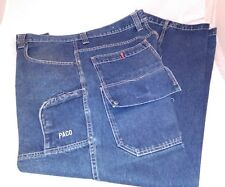 PACO JEANS Mens Blue Denim Sz. 38X31 fresh dry clean