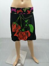 Gonna DESIGUAL Donna Taglia Size XL Skirt Woman Jupe Femme Gonna Donna P 7408