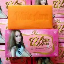 White Aura Soap Miracle Carrot Soap Reduce Acne Soap Smooth Skin Whitening Soap