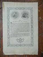 Gravur 1654 - La Stecker von Xiv. Villes. Platte - 40