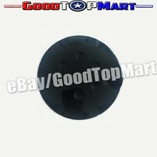 For Ford F150 2009 2010 2011 2012 2013 2014 Black Gloss Gas Fuel Cap Door Cover