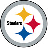 Pittsburgh Steelers Logo Vinyl Decal Sticker - You Pick the Size