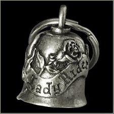 GREMLIN BIKER BELL LADY RIDER FOR HARLEY DAVIDSON guardian spirit