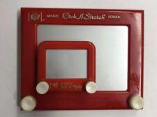 Red Ohio Art Classic Etch A Sketch Magic Screen And Mini Pocket Etch A Sketch