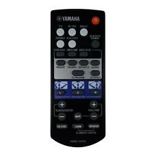 * nuevo * Original Yamaha fsr80 zg80760 Barra De Sonido Control Remoto