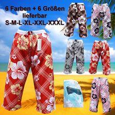 Pantaloncini da Bagno Bermuda da Bagno Pantaloni Cargo Scuro Rosso 3/4 in S M L XL XXL XXXL 2xl 3xl