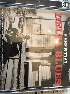 Essential Delta Blues Two Cd Set Various