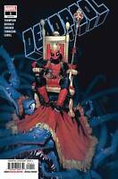 Marvel 2019 Deadpool #1 Kelly Thompson Chris Bachalo Main Cover NM Unread