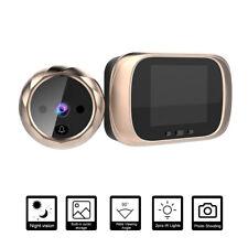 Digital Door Viewer Peephole Door Camera Doorbell 2.8-inch LCD Screen Night B8V2