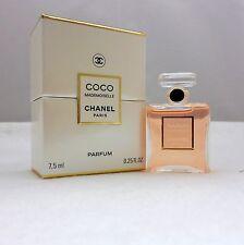 CHANEL COCO MADEMOISELLE PARFUM 7.5 ML/0.25 OZ.