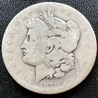1878 CC Morgan Dollar Carson City Silver $1 RARE Circulated #19493