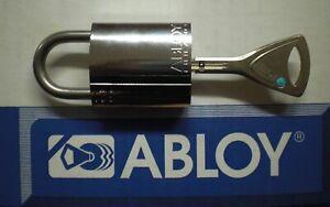 ABLOY PROTEC2 PL321/20T-KD w/2 KEYS - HIGH SECURITY MINI PADLOCK -BACK PACKS ETC