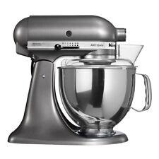 KitchenAid Artisan 5KSM150PSEPM Küchenmaschine pro Metallic 4,8L Direktantrieb