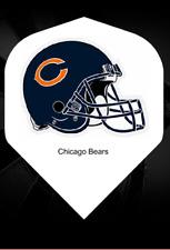 NFL Dart Flights(3-Flights) Chicago Bears