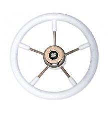 Ultraflex V57 White Soft Grip 350mm Boat Steering Wheel