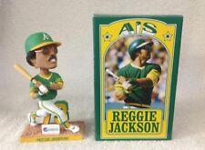Oakland A's REGGIE JACKSON Limited Edition Bobble Head 2013 (NIB)