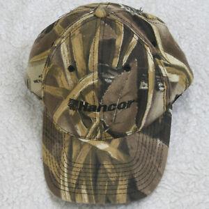 Hancor Camouflage Baseball Hat Mans Strapback Outdoor Cap Mens Green Ducks Unltd