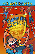 Champion Crack-ups BRAND NEW BOOK by Martin Chatterton (Paperback 2008)