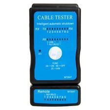 New USB Cable Tester Network LAN RJ11 RJ12 RJ45 CAT5 US