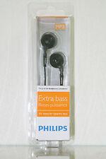 NEU Philips SHE2550 in-Ear Kopfhörer Ohrhörer extra Bass für leistungsstarke Sound