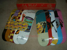 ANDY WARHOL x ALIEN WORKSHOP DECKS SUPREME DAMIEN HIRST 10 DECKS BRAND NEW RARE