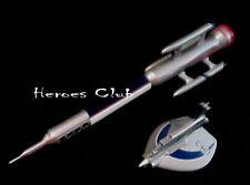 Ultraseven Rocket & Plane set Maquette Ultraman Tsuburaya Popy