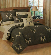 Bone Collector 5 Pc Twin Comforter Set - (Save Big by Bundling!)