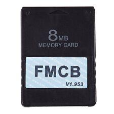 FMCB Free McBoot Card V1.953 for Sony PS2 Playstation2 Memory Card OPL MC B J4R8