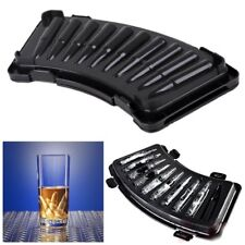 10 Cells AK-47 Bullet Cocktail Novelty Ice Cube Mold Chocolate Plastic Tray Mold