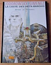 LA CASTE DES META-BARONS TOME 1 - French Graphic Novel Hardcover