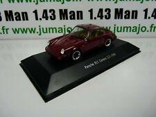 POR18W : voiture 1/43 atlas NOREV PORSCHE 911 : PORSCHE 911 carrera 3.2-1984