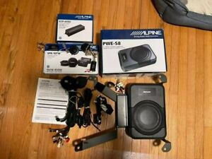 Alpine PSS-23WRA Powered Sound System Upgrade for Jeep JL/JT Easy to Install