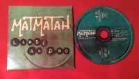 MATMATAH LAMBÉ AN DRO 1998 LA OUACHE PRODUCTION 742689 BON ÉTAT CD SINGLE