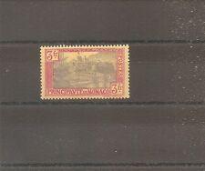 TIMBRE MONACO 1924 N°101 NEUF* MH COTE 30 EUROS