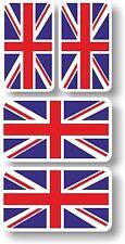 Adesivo Vinile/Adesivo extra-small 45mm & 35mm Flag Union Jack-GRUPPO DI 4
