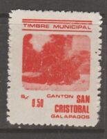 Latin America Ecuador Galapagos Islands Stamp mint mnh gum 10-8-20 Ta28b