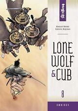Lone Wolf and Cub Omnibus Volume 8 (Paperback or Softback)