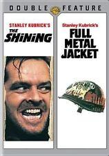 Full Metal Jacket Shining 0883929272938 DVD Region 1 P H